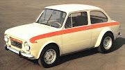 Fiat 850 Abarth 1967