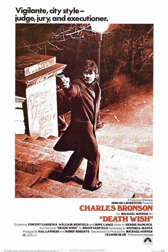 Every 70s Movie: Death Wish (1974)