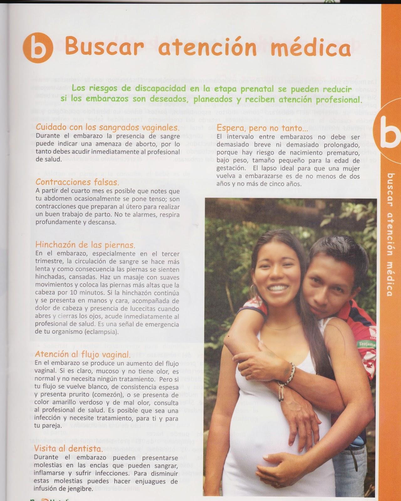 consultas durante el embarazo