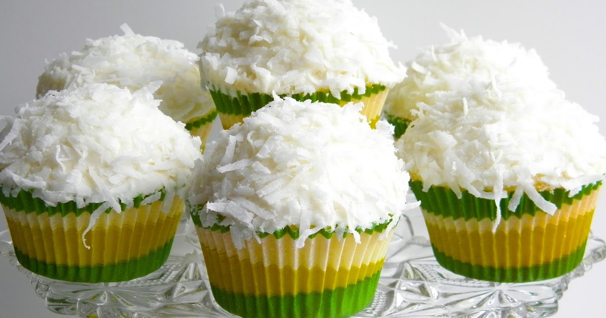 Good Things by David: Ultimate Coconut Cupcakes