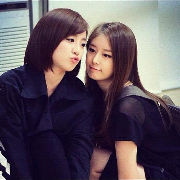 T-ARA JIYEON-EUNJUNG Sweet Moment PICTURE