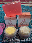 Collagen plus Vitamin E Whitening Beauty Cream Set