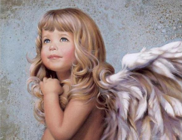 Cute Little Angels - The Fun Learning