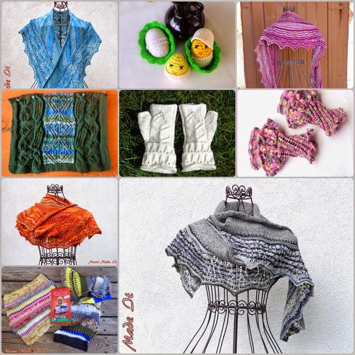 Best of DIY 2014 knitting
