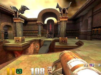 Quake III PC Screenshots 1