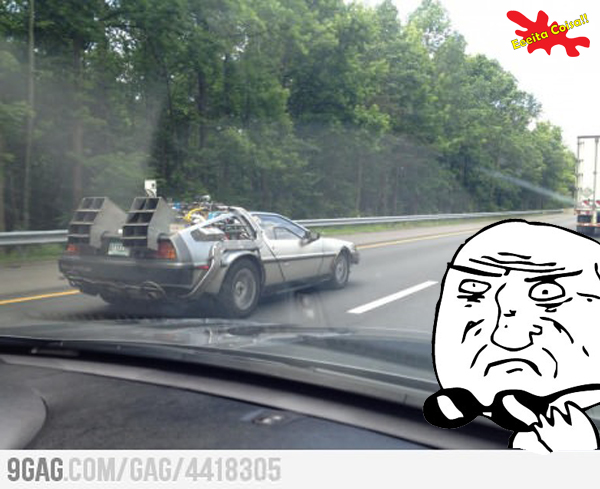 back to the future, delorian, mother of god, eeeita coisa