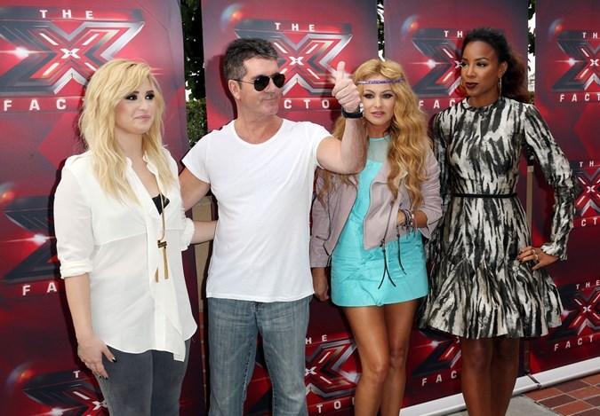 X Factor Judges 2013 Demi Lovato Blog de la Tele: Demi ...