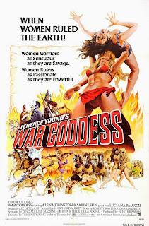 War Goddess 1973 AKA The Amazons