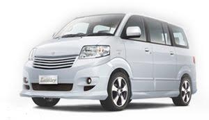 Suzuki Apv Arena Specifications