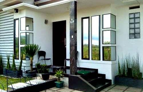 Ornamen dan Model Teras Rumah Minimalis Modern