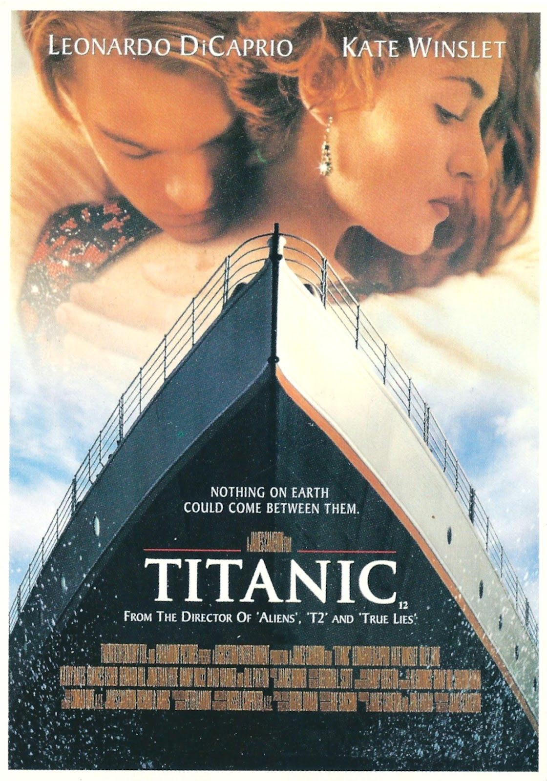 my favorite film titanic essay Home site map main gallery quotes poetry essays titanic this movie is the best of all the song as time goes by is one of my all-time favorite movie.
