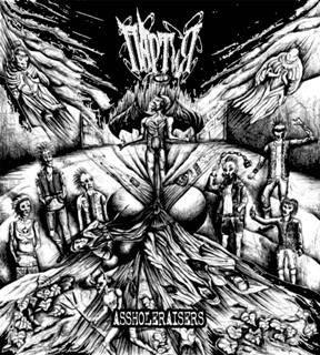 PARTiYA - Assholeraisers  LP