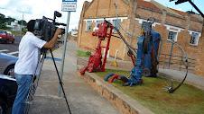Entrevista TV FRONTEIRA afiliada REDE GLOGO SP