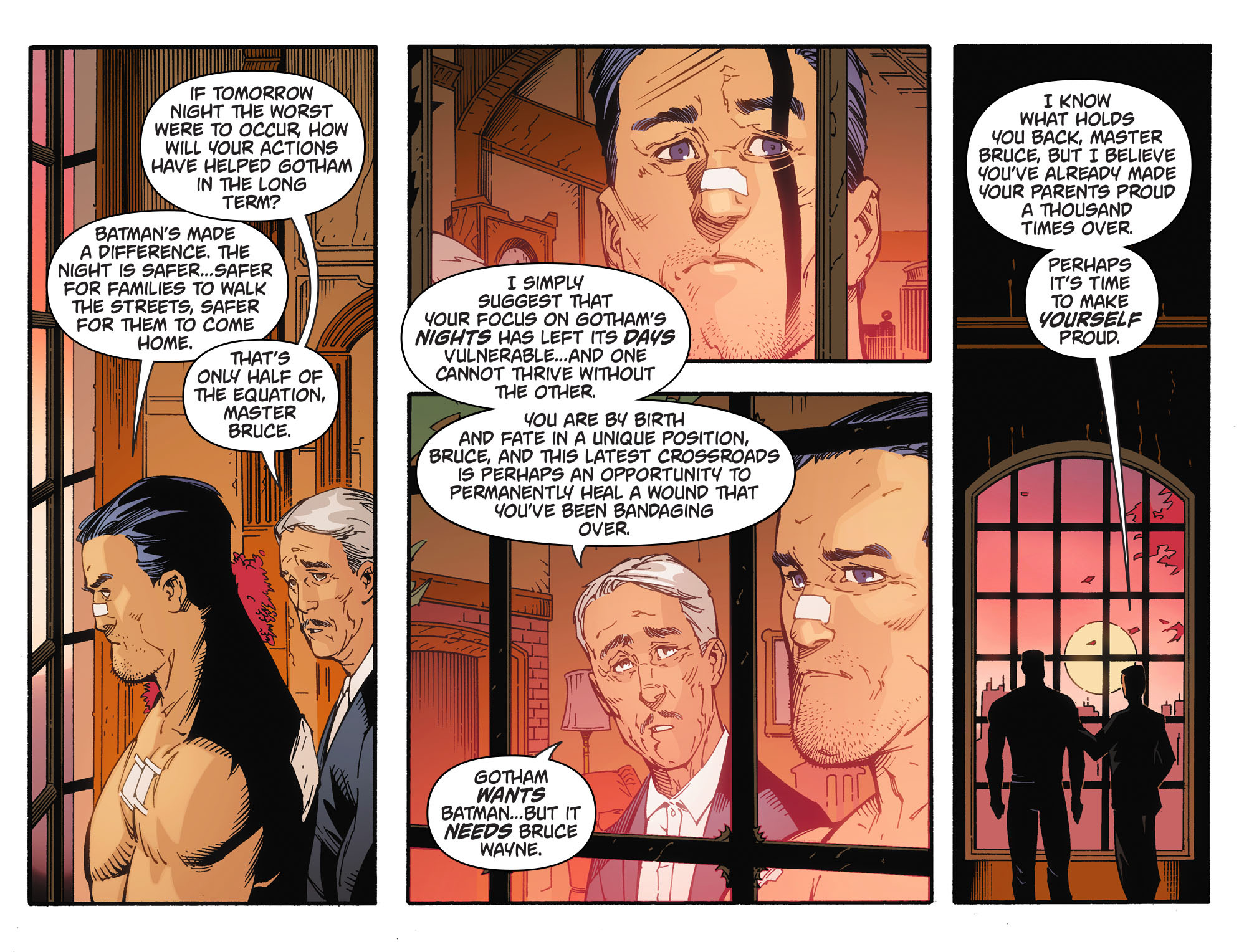 Batman: Arkham Knight [I] Issue #1 #3 - English 18