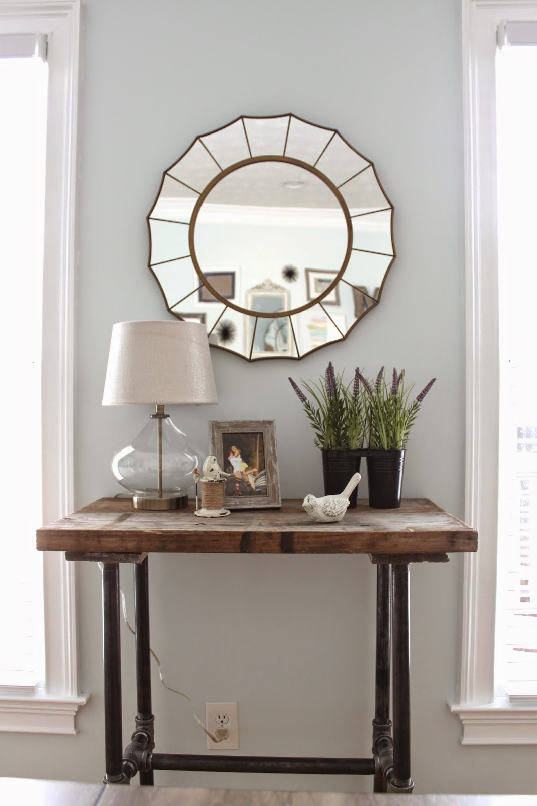 Lamp And Picture Frame Target Plant HomeGoods Birds Hobby Lobby