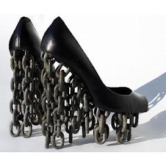 """"""" Quelques créations de chaussures originales"""""""