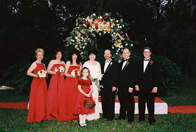Wedding Party Pictures