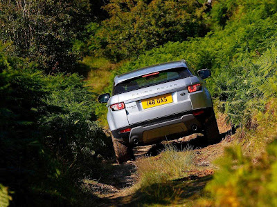 Range Rover Evoque Off Road Normal Resolution HD Wallpaper 5