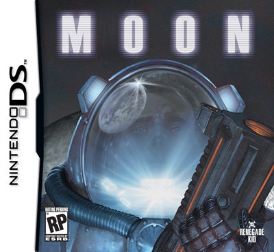Moon game nds rom cover