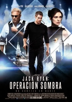 ver Jack Ryan: Operacion Sombra (Jack Ryan: Shadow Recruit) 2014