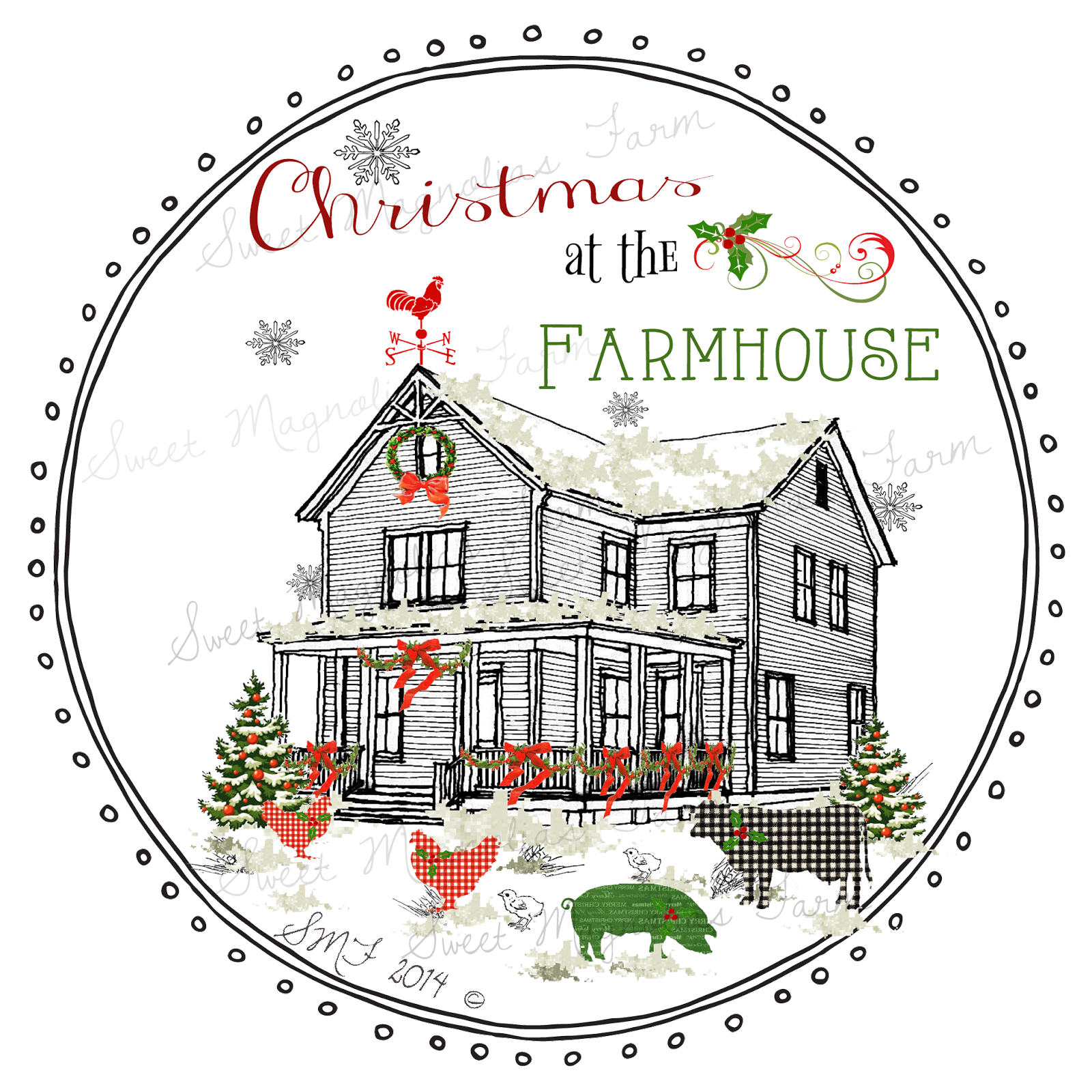 joey + rory a farmhouse christmas - wlrtradio.com