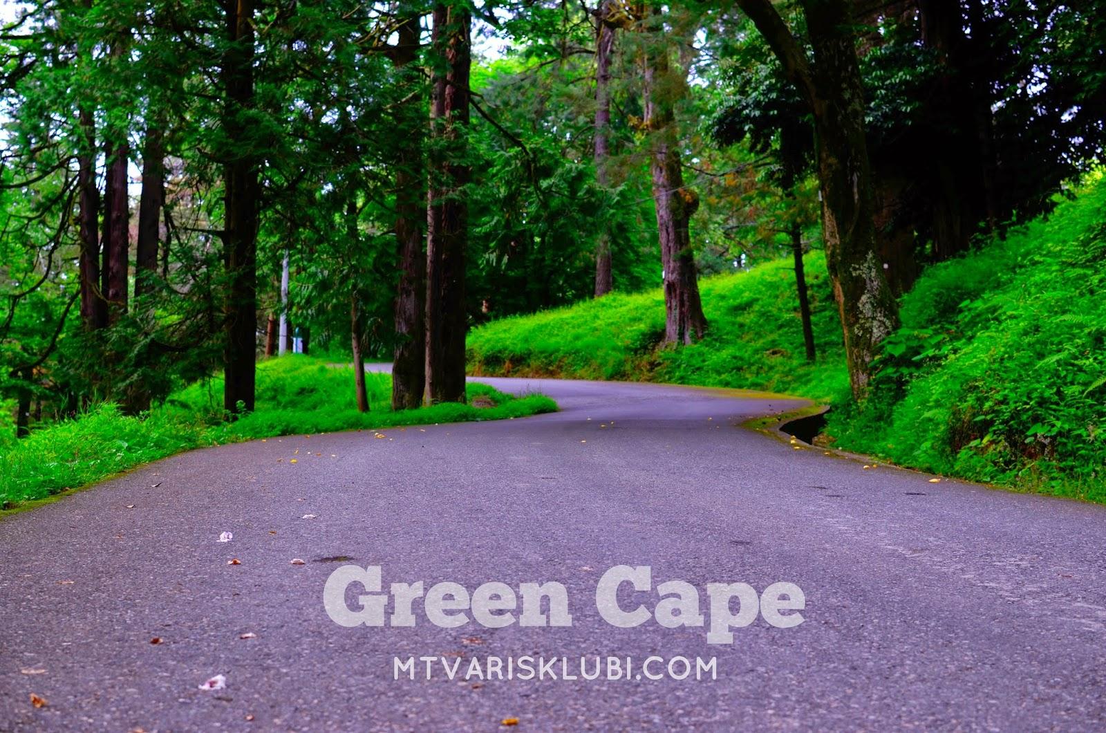 Green cape მწვანე კონცხი