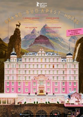 """The Grand Budapest"""