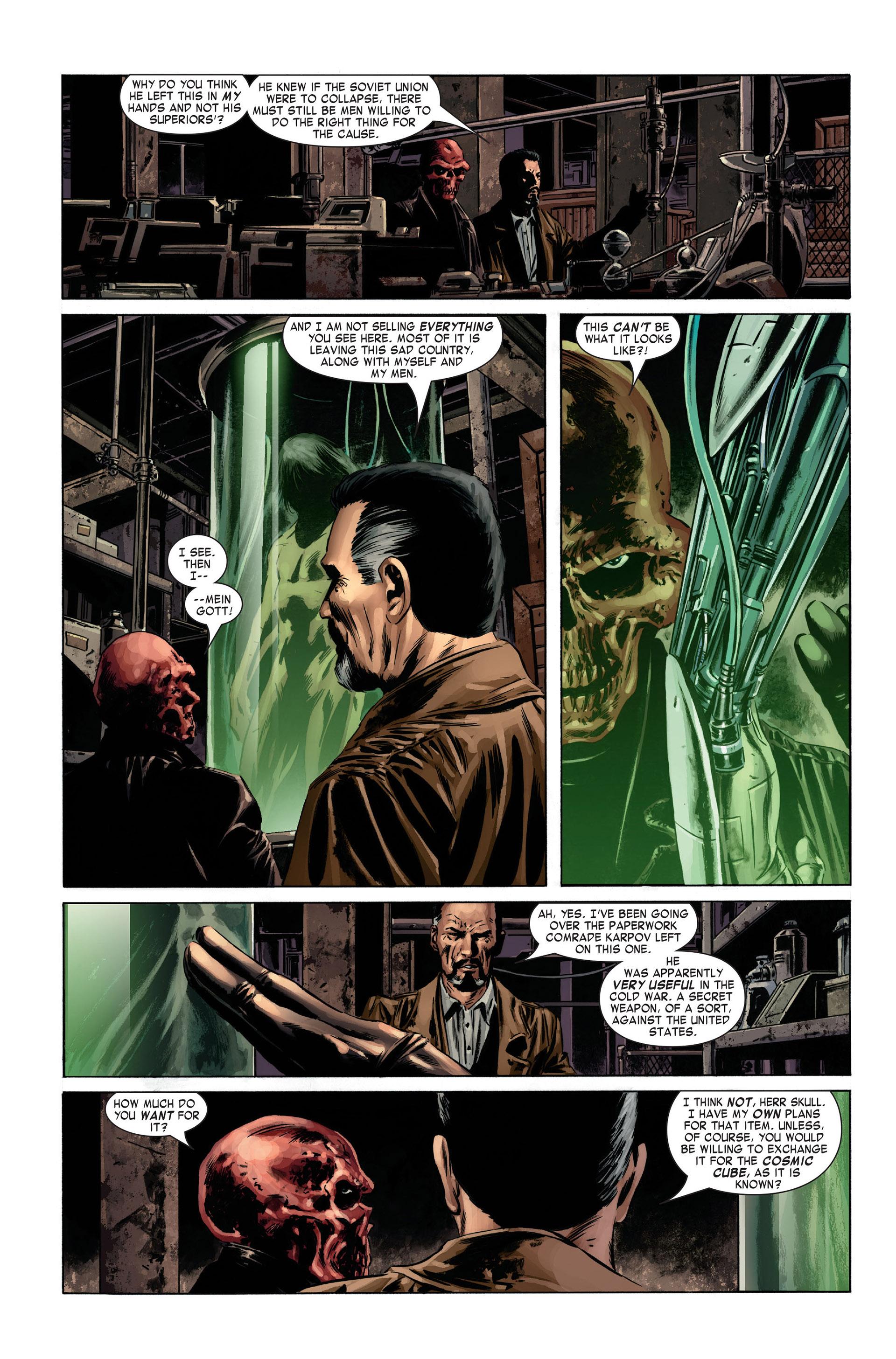 Captain America (2005) Issue #1 #1 - English 5