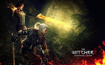 #10 The Witcher Wallpaper