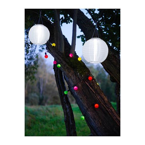 Decoraci n f cil farolillos para iluminar el exterior for Farolillos de exterior