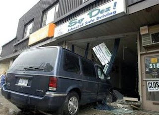 Escola de condução segura