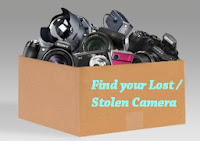 Find your Lost or Stolen Camera