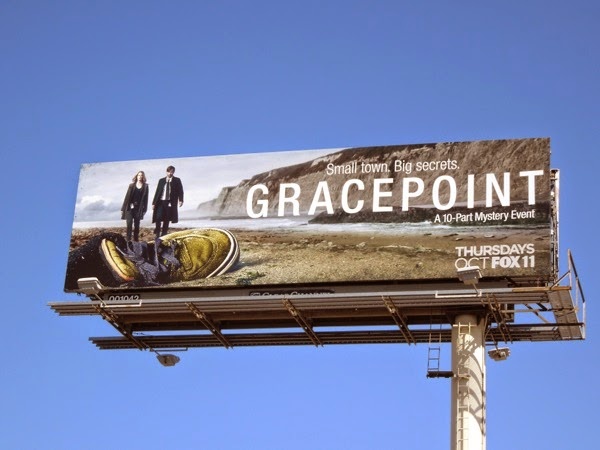 Gracepoint series premiere billboard