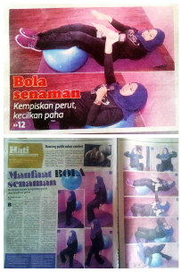 Featured In Harian Metro