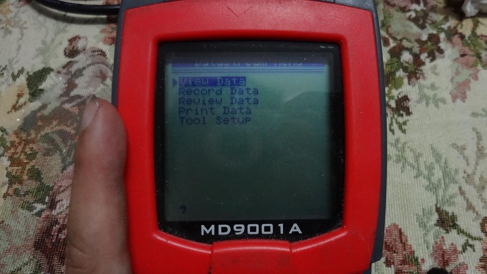 Bob electronics: MATCO TOOLS MD9001A AUTO CODE SCANNER