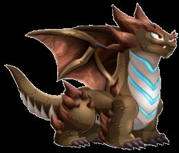 imagen del dragon terremoto