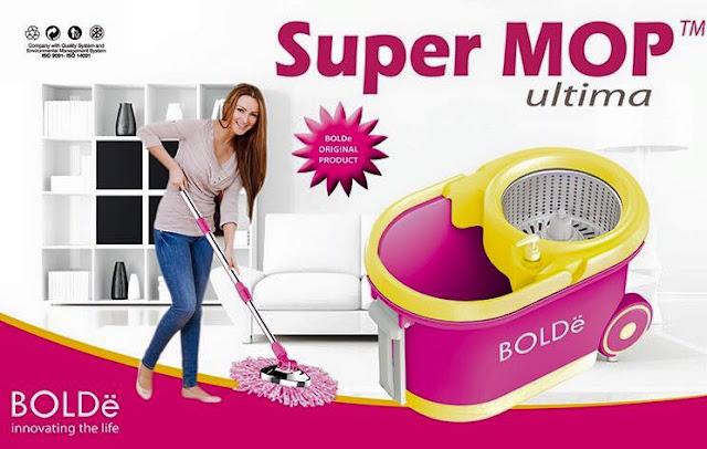 Jual Super Mop Bolde Ultima