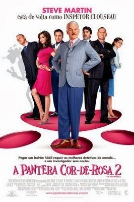 Filme A Pantera Cor de Rosa 2 Dublado AVI DVDRip