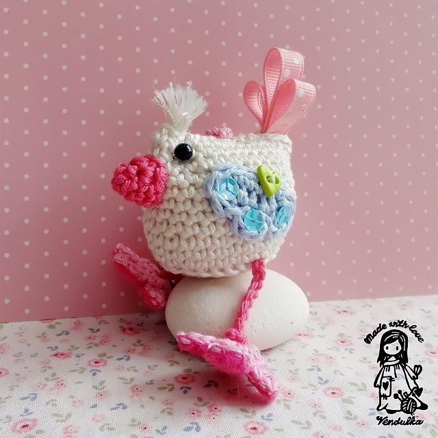 Amigurumi Bird Feet : I belong to you and.. - Magic with hook and needles