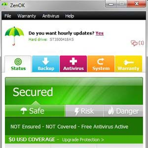 Download Antivirus ZenOK Free Antivirus 2012 Full Version