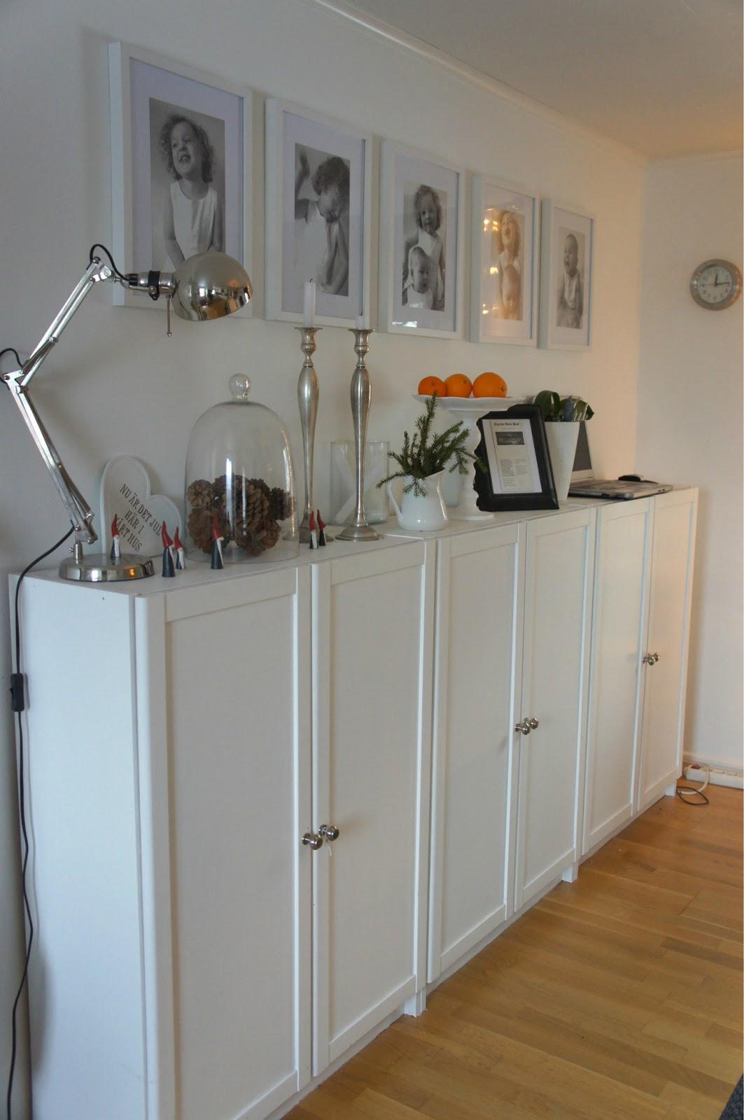 The House And Life Of Mine: Att förvandla Ikea skåp till vacker skänk