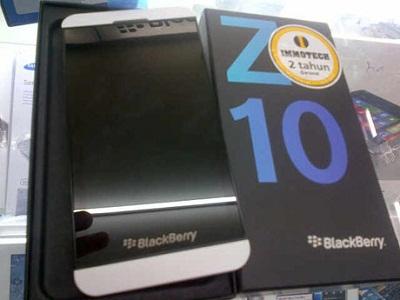 harga bb z10 terbaru spesifikasi lengkap, ponsel bb 10 canggih, gambar dan review blackberry z10