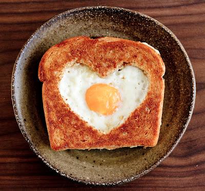desayuno san valentin