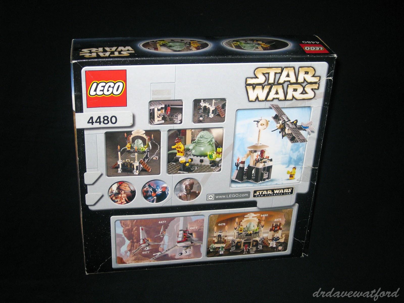 LEGO Star Wars Minifigur Figur B´Omarr Droid aus 4480 9516