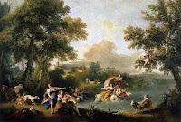 Zuccarelli, Francesco 1740-1750 Accademia de Venecia