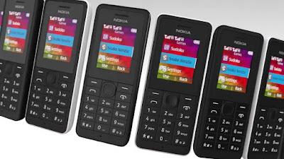 Nokia 107 (RM-961) Dual SIM
