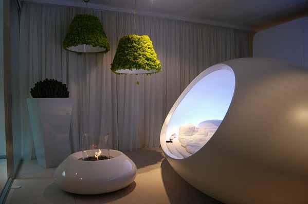 Ide Sebuah Perapian di Rumah Minimalis