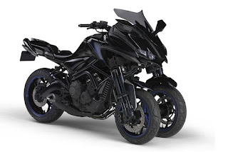 Yamaha MWT-9 Concept (2015) Front Side