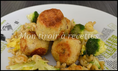 croquettes poulet mozzarella