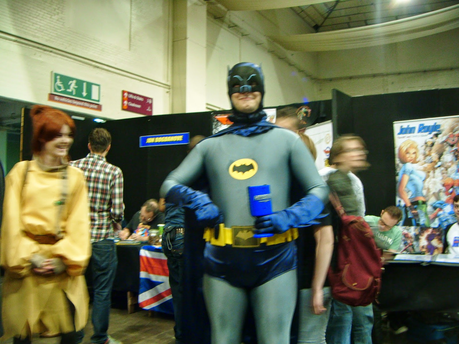 Batman at LFCC 2014